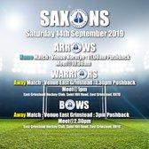 Junior Season Starts this Saturday 14th September