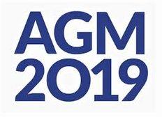 Annual General Meeting - Thursday 7th November @ 7.30