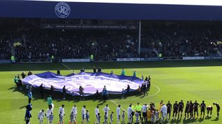Wealdstone Youth are QPR Flag Bearers