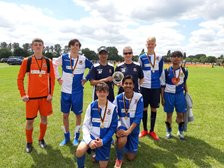 Congratulations to Wealdstone Youth Under 15 Whites