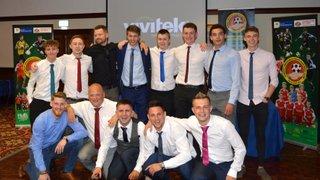Carniny Amateur and Youth FC Senior Prize Night 2018