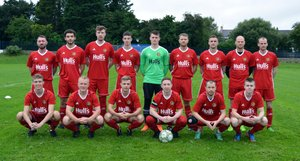 SENIORS HIT ROVERS FOR SIX