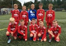 U9 Amateurs - 2011  IFA