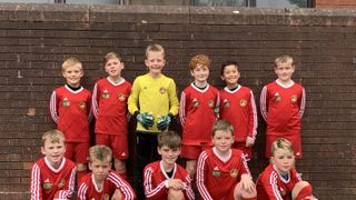 UNDER 11s DRAW WITH CLIFTONVILLE SIDE