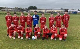 14s LOSE OUT IN LOCAL DERBY