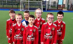 UNDER 8s FINALLY RETURN TO ACTION