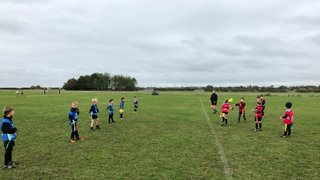 Under 8s 2019/20 Training sessions