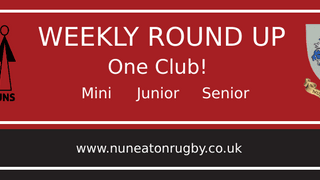 Weekly Club Round Up 30/31 March 2019