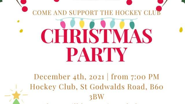BHC Presents - A Christmas Social