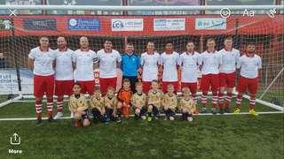 LWFC v Oakwood FC 11/11/17