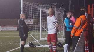 LWFC v Wick 23-01-18 SCFL Div 1 Cup
