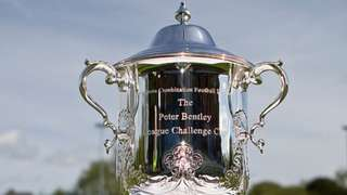 Peter Bentley Cup Victory