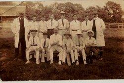 A Brief History Eccleshall CC