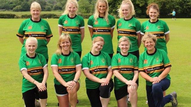 Forton & Eccleshall Ladies XI