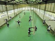Winter Indoor Nets for Juniors and Seniors