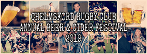 Chelmsford RFC Annual Beer & Gin Festival