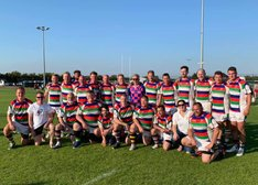 Staff captains record breaking team as Wooden Spoon and School of Hard Knocks secure world record