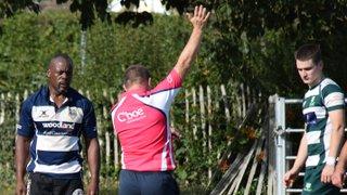 UNDERTAKERS VS BASILDON RFC