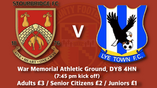 Stourbridge progess in County Youth Cup