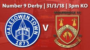 Club Statement on Saturday's Number 9 Derby