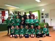 Kidlington Youth   FC Presentation Photos 2019
