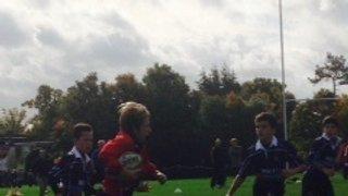 Under 12's Watford v Enfield October 2015