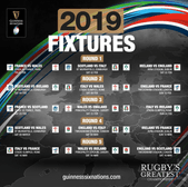 6 Nations second round-this weekend