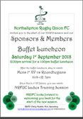 Sponsor & Members Buffet Luncheon