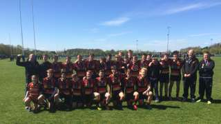 U15s Yorkshire Cup Final 2015