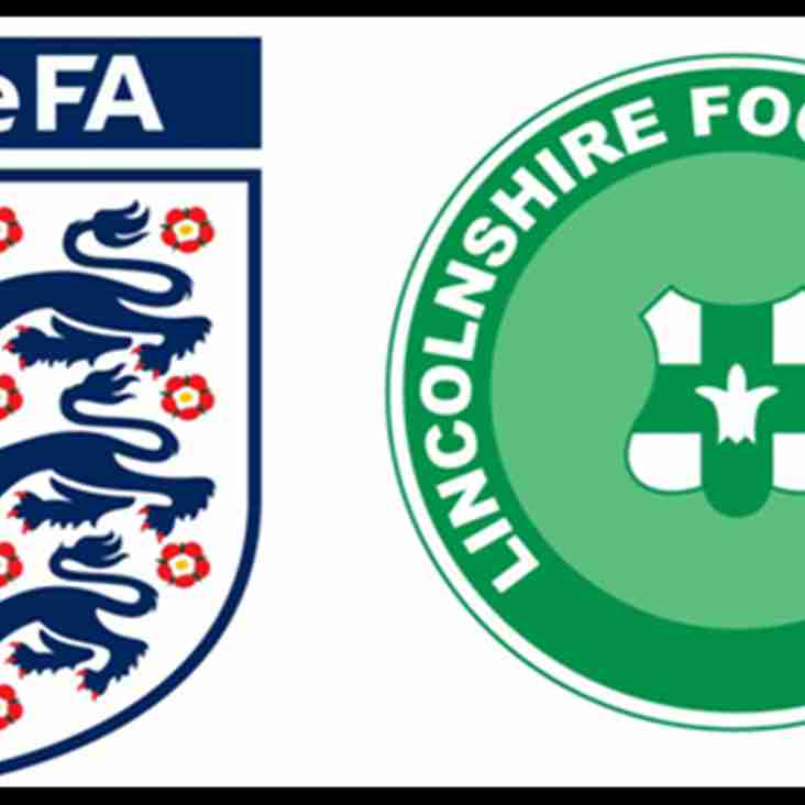 Lincolnshire FA League of the Year!