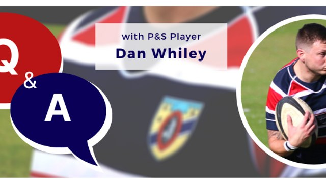 Q&A with Player Dan Whiley