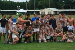 PJF Academy are Old Cats 7's Plate Winners