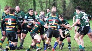 Saracens 3rds XV v Old Bristolians 3rd XV 23 Mar 19