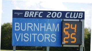 Promotion Play-off Bristol Saracens 1st XV v Burnham-on-Sea. 27 April 2019