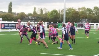 Bedford Junior Blues Girls Join Forces with Olney Girls