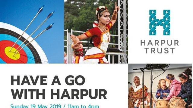 'Go Harpur' 2019 Event @ Bedford Park 19th May 11:00 - 16:00