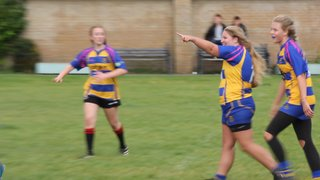Clevedon U15 girls vs Kingswood 29/9/19