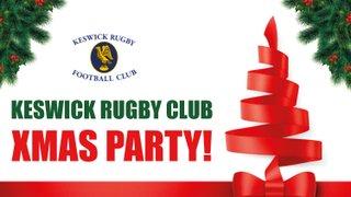 Rugby Club Xmas Party!