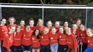CHC Ladies 1sts make winning start to EYHL2 Campaign