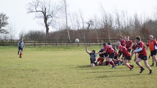 Nomads Vs Chipping Norton 10.3.19