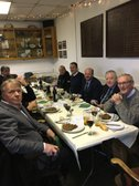 Vice President's and Supporters Lunch 26/01/2019