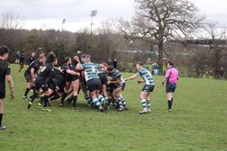 Burrell scores first Middlesex County try