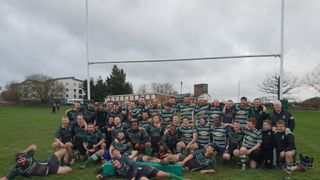 Match Report: Hendon RFC 60 - 7 St Albans RFC