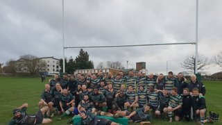 Match Report: Letchworth RFC 3rd XV 19 - 29 Hendon RFC 2nd XV