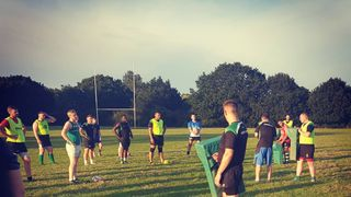 1st Session - Preseason Training