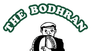Club Sponsor - The Bodhran