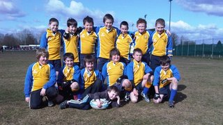 Basingstoke county tournament 09/10