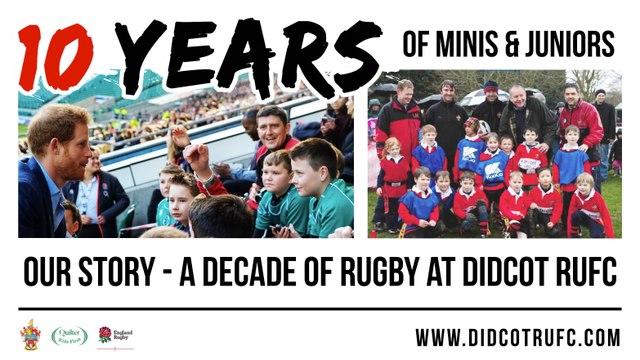 A Decade of Minis & Juniors