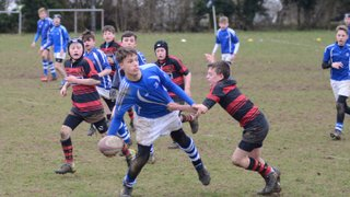 U13's vs Wymondham