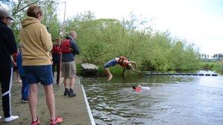 U13's end of season - 'swimming gala'